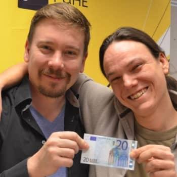 Perttu Häkkinen: Miten voi elää ilman rahaa?