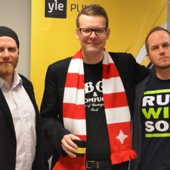 Lindgren & Sihvonen: En suostu pelaamaan Suomea tai Hifk:ta vastaan