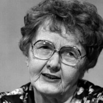Viikon kirja: Kirjailija Anni Polva 100 vuotta