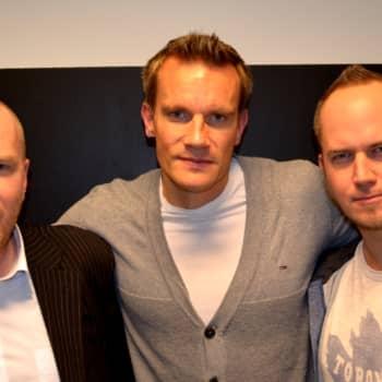 Lindgren & Sihvonen: Vieraana Tuomas Sammelvuo