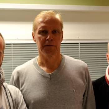 Lindgren & Sihvonen: Vieraana yleisurheilulegenda Arto Bryggare