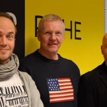 Lindgren & Sihvonen: Lindgren & Sihvonen - Vieraana Leijonien päävalmentaja Kari Jalonen
