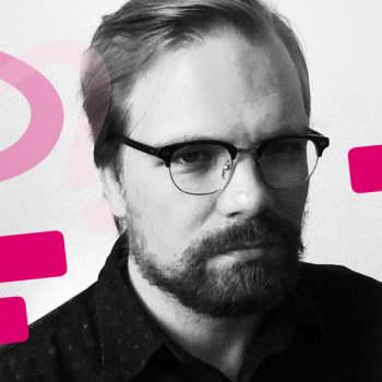 Kuvataiteilija Tuomas A. Laitinen inspiroituu eri aineiden kiertokuluista