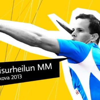 MM-yleisurheilu 2013: Yleisurheilun MM, Moskova. Jalkapallokierros