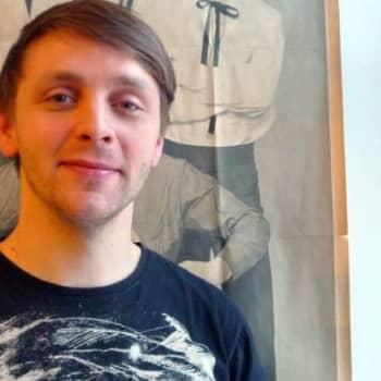 Yövieras: Reino Nordinin taiteilijuus on laajaa
