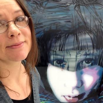 Taiteilijaelämää: Kuvataiteilija Elina Ruohonen
