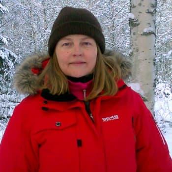 Metsäradio.: Suojelubiologi Kati Halmeen työnkuva