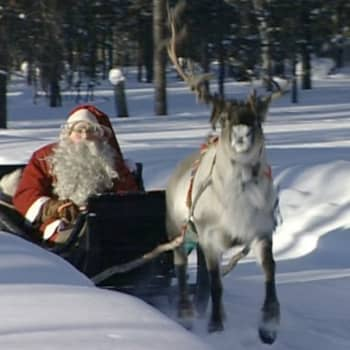 Teemaillat: Kirjeitä Joulupukille
