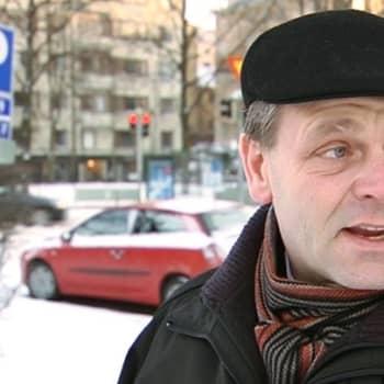 Urheilun taustapeili: Vieraana Jan Vapaavuori: Haasteena liikkumattomuus