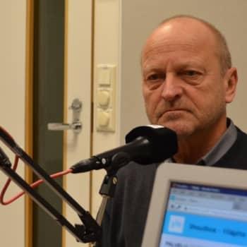 Puheen Aamu: Tommy Hellsten: Ihminen saa olla keskeneräinen