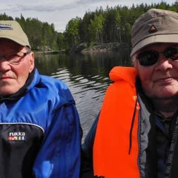 Metsäradio.: Virtasensalmen mahdoton uittourakka