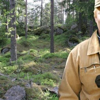 Luontoretki.: Putte-hanke 22.1.2012