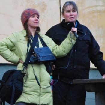Minna Pyykön maailma: Utön pienessä koulussa on luonto lähellä 14.1.2012
