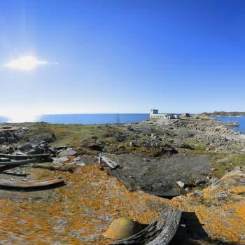 Retki Isosaareen, yli 100 vuotta suljetetun linnoitusaaren luontoon ja kasematteihin