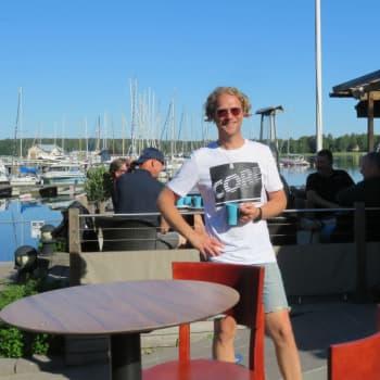 Friare former och färre restriktioner vid uteserveringar, restauranger, gästhamnen och campingen i Ekenäs