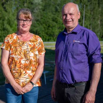 Häng inte läpp i Läpp: Företagarsyskonen Ella Damén och Kaj Björklöf