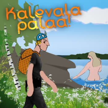 Kalevalan aikaiset saunatavat ovat edelleen käytössä, mutta loitsut ja haltiat pitää kaivaa esiin arkistoista