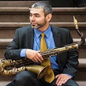 UMO Helsinki Jazz Orchestra & Felipe Salles (BRA) osa 2