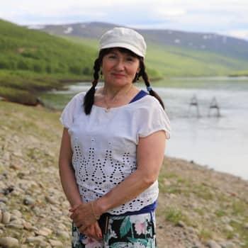 Geasseguossi Rauna Guttorm: nissonenergiija Bađožis
