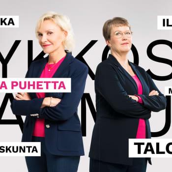 Onko pahin jo ohi taloudessa, valtiovarainministeri Matti Vanhanen?