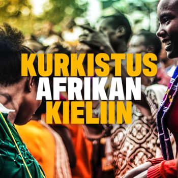Afrikan kielet pähkinänkuoressa