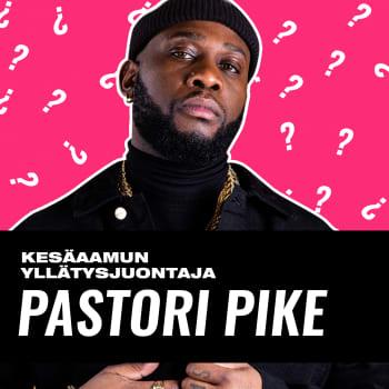 YleX Kesäaamu: Womma ja PastoriPike