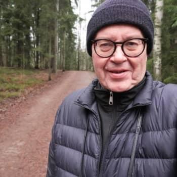 Kuusi kuvaa opettaja ja toimittaja Heikki Kastemaan elämästä