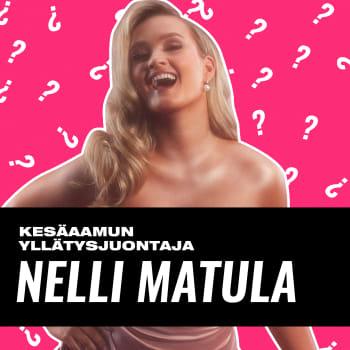YleX Kesäaamu: Womma ja Nelli Matula