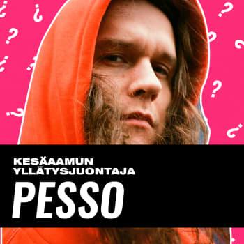YleX Kesäaamu: Womma ja Pesso