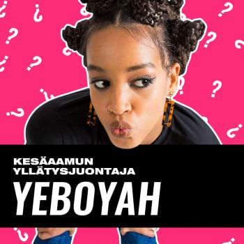 YleX Kesäaamu: Womma ja Yeboyah