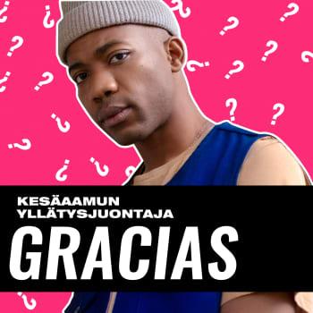 YleX Kesäaamu: Womma ja Gracias