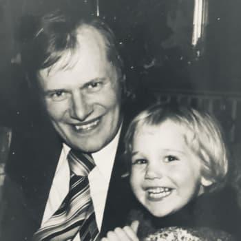 Kalopsen - när min pappa kollapsade, del 2/3: Jag och ångesten