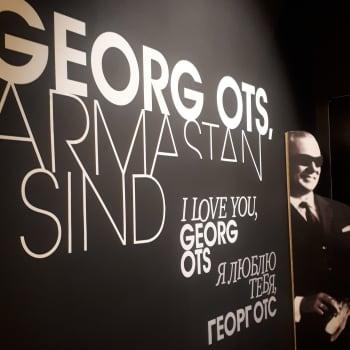 Georg Ots - elämäntotuuden laulaja