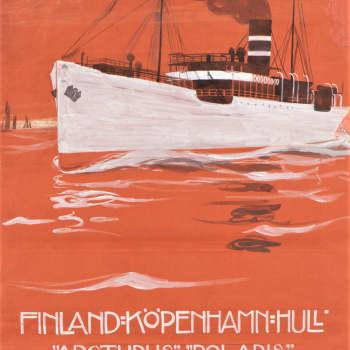 Karl Evert Sarlund emigrerade till Amerika år 1912