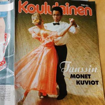 Mökkihuussista löytyneiden lehtien katsaus 5: Kata Kärkkäinen rehellisenä Koululainen -lehdessä 1989