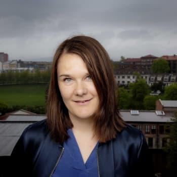 Norska författaren Marie Aubert slår igenom på svenska