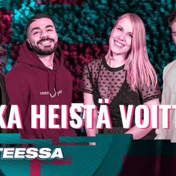 YleX Nosteessa