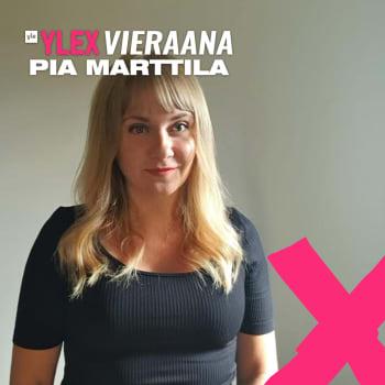 """Rikosuhripäivystyksen Pia Marttila vieraana: """"Ihmiskauppaa Suomessa pidetään marginaalisempana ilmiönä kuin mitä se todellisuu"""