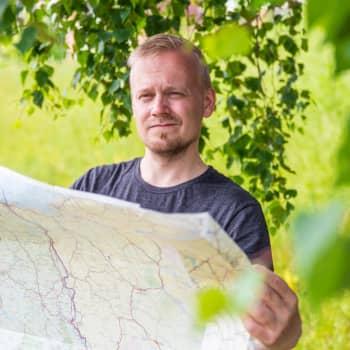 Matkalla Suomessa: Seppo Kääriäinen, Iisalmi
