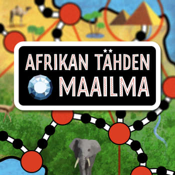 Afrikan tähti -pelin paikkojen todellisuus yllättää