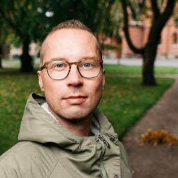 Dagens Vega sommarpratare världsrekordinnehavaren Hans Mäenpää talar om olika sorters kickar