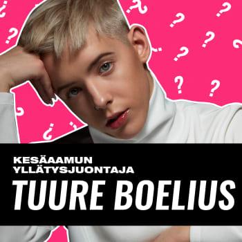 YleX Kesäaamu: Womma ja Tuure Boelius