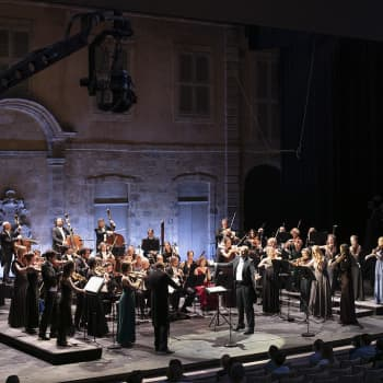 Beethovenia Aix-en-Provencessa ja Saint-Saënsia Gstaadissa