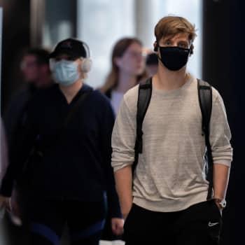 Ansiktsskydd och distansjobb mot virusspridningen?