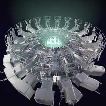 Tehtävä: synnytä Aurinko maapallon pinnalle - mistä fuusiovoimassa on kyse ja miksi homma tökkii