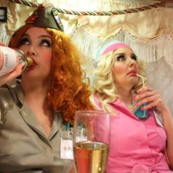 Olga ja Pamela: Osa 5