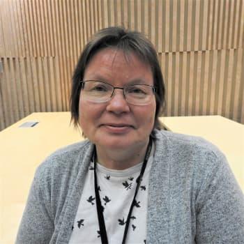 Kielâpiervâleh kuundán Marja Liisa Olthuis