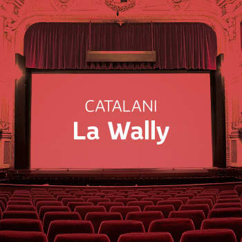 Catalanin ooppera La Wally