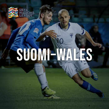 Suomi - Wales