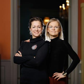 Patrik, Irene och Pensionärsmakten säger hej då - Malin Klingenberg och Joanna Vikström Eklöv avslutar tioårigt projekt
